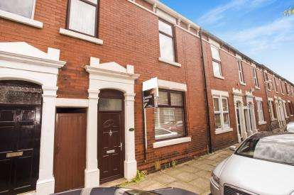 3 Bedrooms Terraced House for sale in Lowndes Street, Preston, Lancashire, PR1