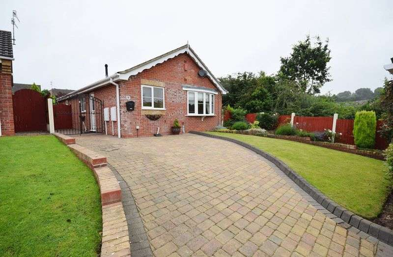 2 Bedrooms Detached House for sale in Ravenna Way, Meir Hay