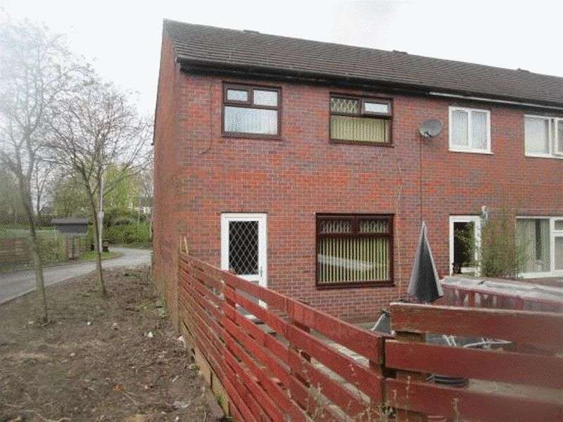 3 Bedrooms Terraced House for sale in Ewood, OL8 2TT