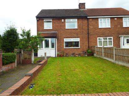 3 Bedrooms Semi Detached House for sale in Coronation Road, Preston Brook, Runcorn, Cheshire, WA7