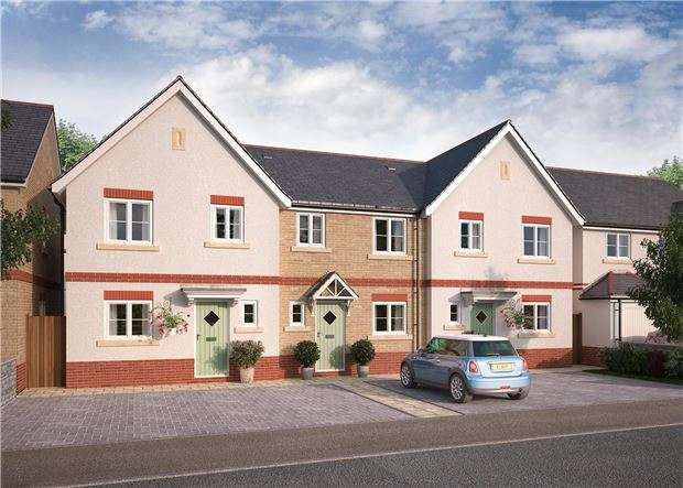 3 Bedrooms End Of Terrace House for sale in Heath Rise, BRISTOL, BS30 8DD