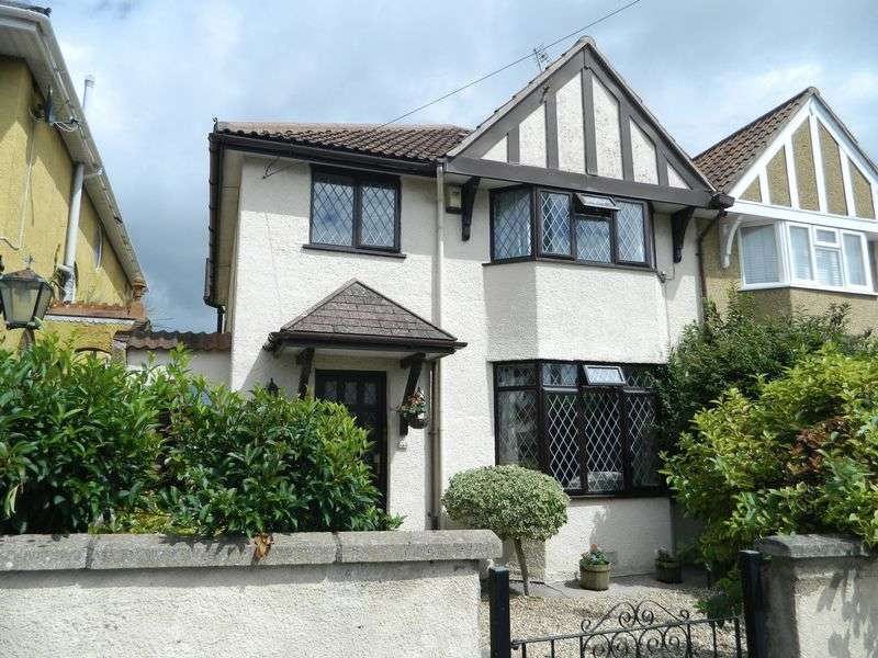 3 Bedrooms Semi Detached House for sale in MILTON CLOSE TO ASHCOMBE PARK