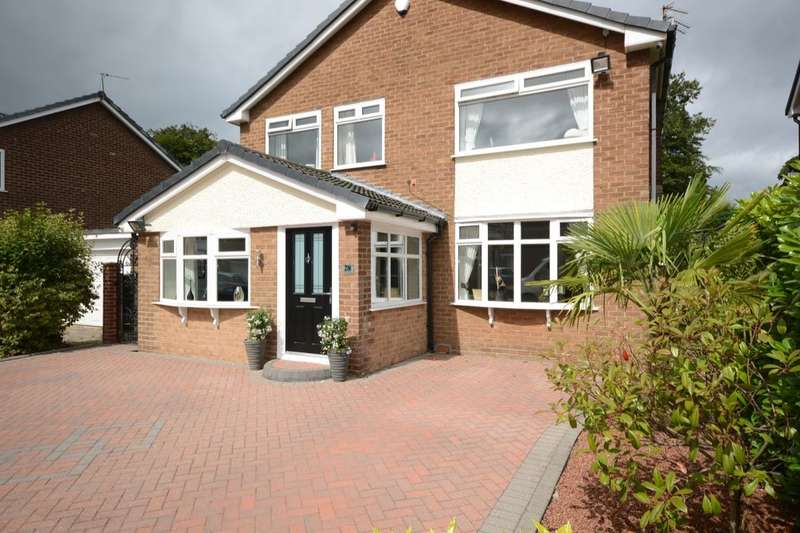 4 Bedrooms Detached House for sale in Fairmount Road, Swinton, Manchester, M27