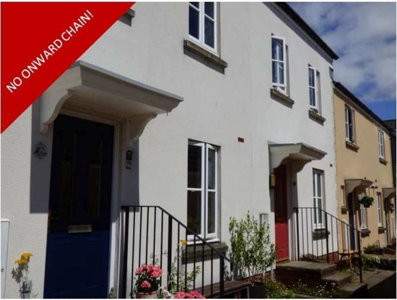 3 Bedrooms Terraced House for sale in Old Orchard, Bovey Tracey