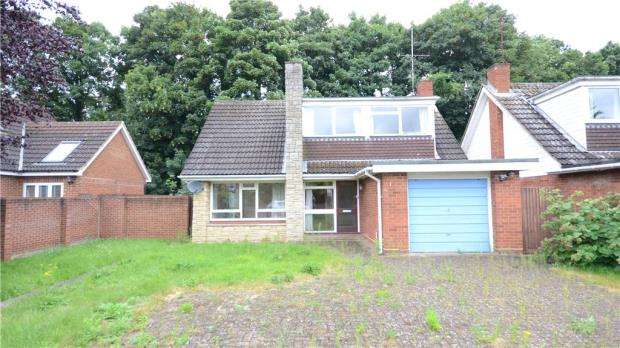 3 Bedrooms Detached House for sale in Chauntry Road, Maidenhead, Berkshire