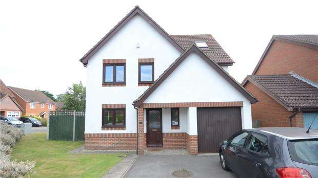 5 Bedrooms Detached House for sale in Norfolk Chase, Warfield