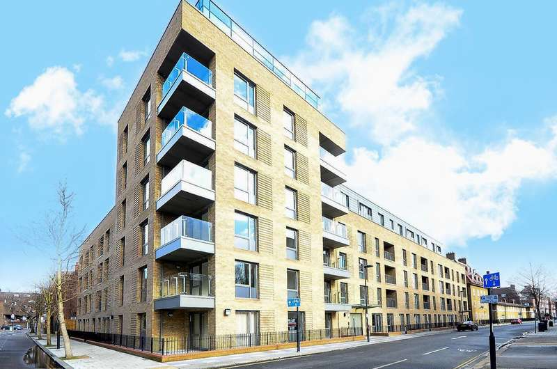 2 Bedrooms Flat for sale in Palm House, Vauxhall, SE11