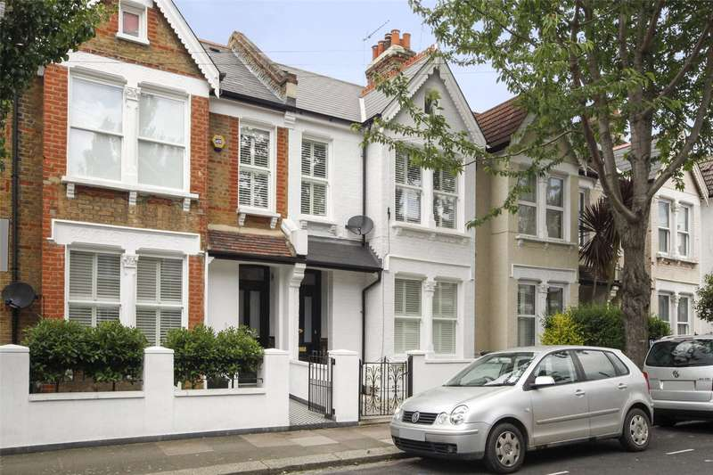 3 Bedrooms Flat for sale in Honeybrook Road, London, SW12