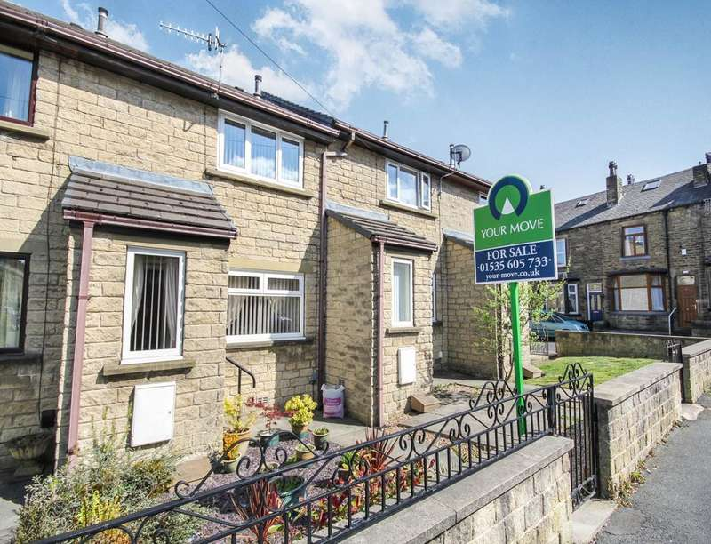 2 Bedrooms Property for sale in Hive Street, Keighley, BD22