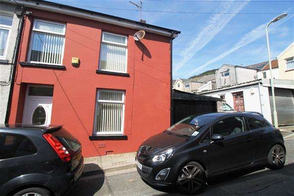 3 Bedrooms Semi Detached House for sale in Davies Street, Tonypandy, Tonypandy
