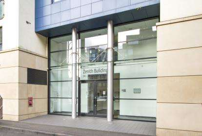 2 Bedrooms Flat for sale in The Zenith Building, 26 Colton Street, Leicester, Leicestershire
