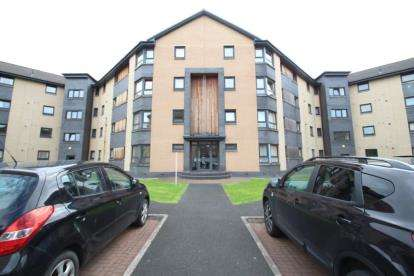 2 Bedrooms Flat for sale in Silvergrove Street, Glasgow Green