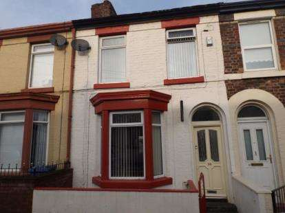3 Bedrooms Terraced House for sale in Helena Street, Liverpool, Merseyside, L9