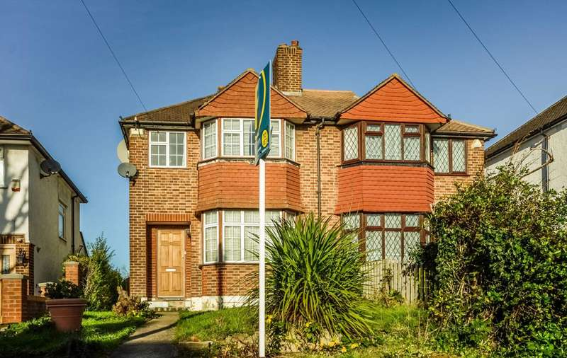 3 Bedrooms House for sale in Cotton Hill, Beckenham Hill, BR1