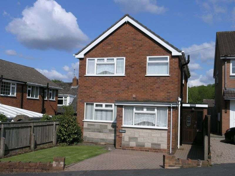 3 Bedrooms Detached House for sale in Pool Street, Woodsetton