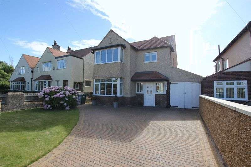 4 Bedrooms Detached House for sale in Roman Road, Meols, Wirral