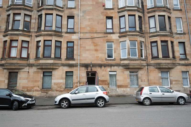1 Bedroom Flat for sale in Prince Edward Street, Glasgow, Lanarkshire, G42