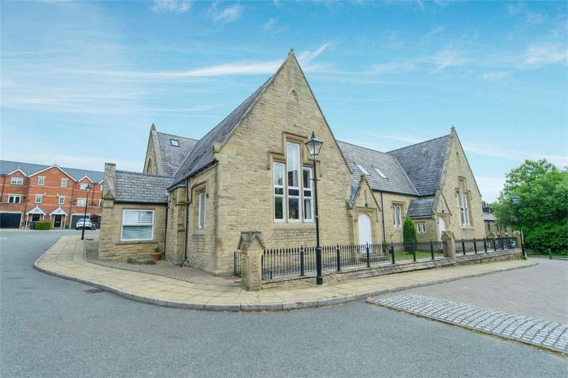 2 Bedrooms Flat for sale in The School house, Eagley, Bolton, Lancashire