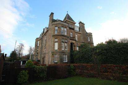 4 Bedrooms Flat for sale in Snowdon Place, Stirling