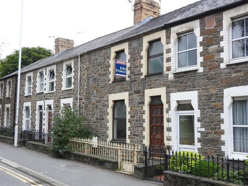 3 Bedrooms Property for sale in Gogerddan Terrace, Aberystwyth