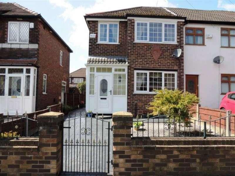 2 Bedrooms Property for sale in Greenside Lane, Droylsden, Manchester