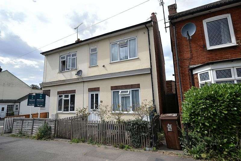 2 Bedrooms Semi Detached House for sale in Leighton Road, Wing