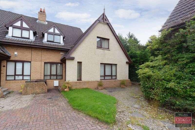 2 Bedrooms House for sale in 38 Greer Park Avenue, Belfast, BT8 7YF