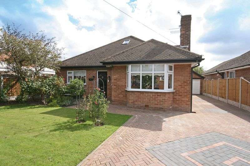3 Bedrooms Detached Bungalow for sale in Carr Head Lane, Poulton-Le-Fylde