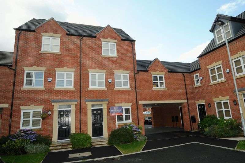 3 Bedrooms House for sale in Moniven Close, Edgewater Park, Warrington