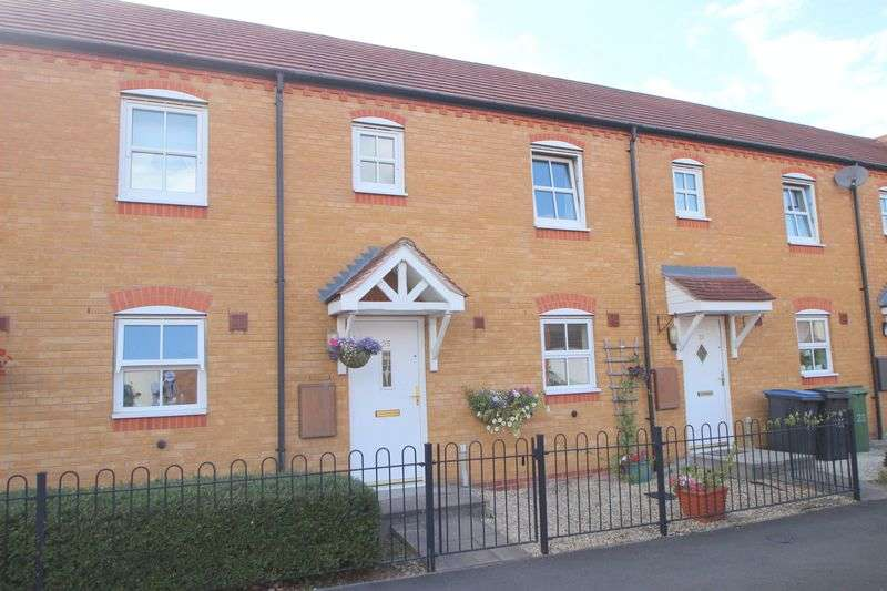 2 Bedrooms Terraced House for sale in Poland Avenue, Stratford-Upon-Avon
