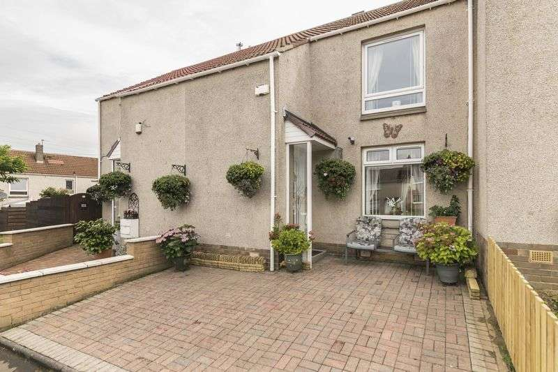 2 Bedrooms Terraced House for sale in 125 Forthview Crescent, Currie, Edinburgh, EH14 5QP