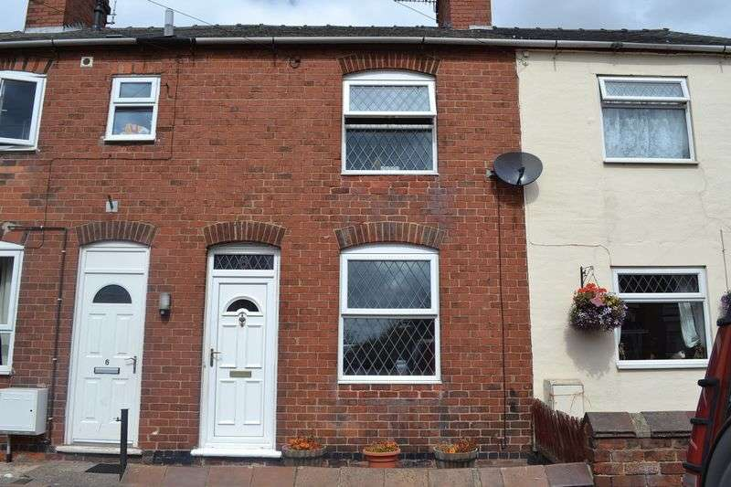 2 Bedrooms Terraced House for sale in Coronation Street, Swadlincote