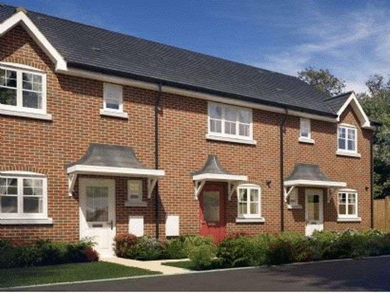 2 Bedrooms Terraced House for sale in Regents Place, Kingsway, Quedgeley GL2 2EU