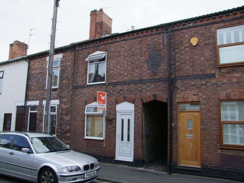 3 Bedrooms Terraced House for sale in Wetmore Road, Burton