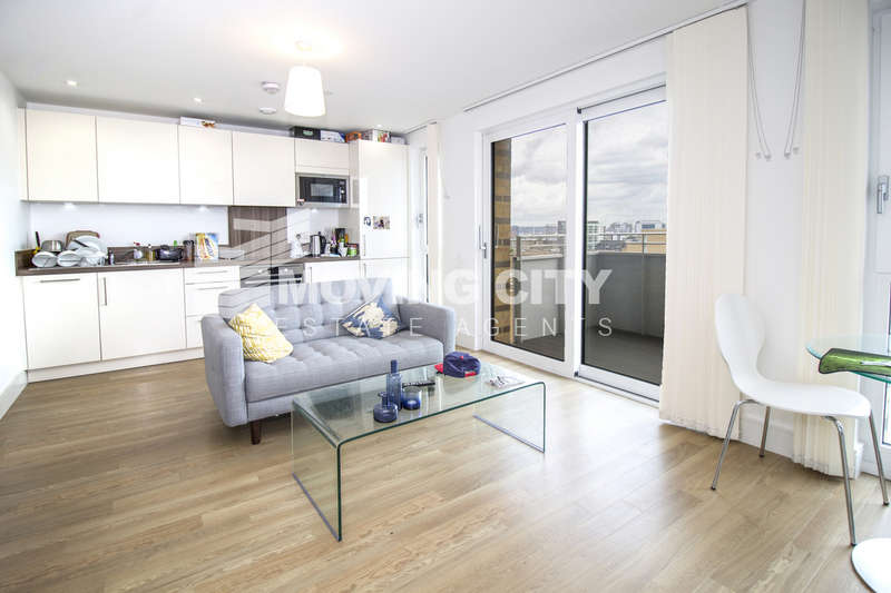 Flat for sale in Ivy Point, 5 Hannaford Walk, Bow