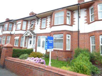 3 Bedrooms Terraced House for sale in Whitegate Road, Wrexham, Wrecsam, LL13