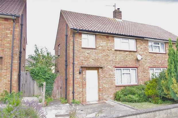 3 Bedrooms Detached House for sale in Brow Close, ORPINGTON, Kent