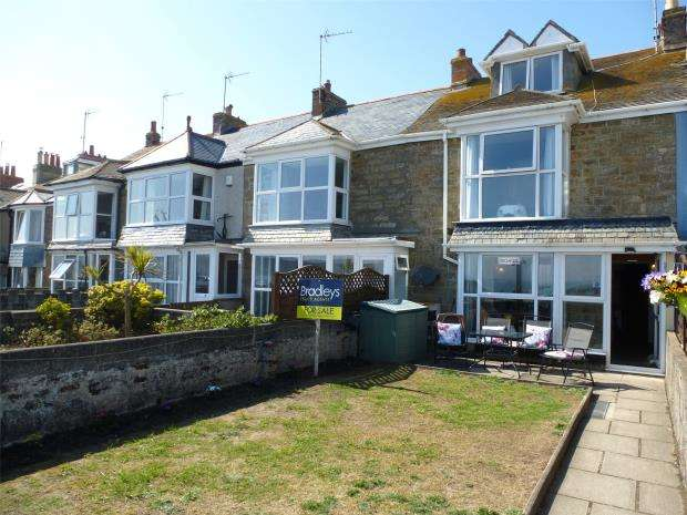 4 Bedrooms Terraced House for sale in Marine Terrace, Penzance, Cornwall