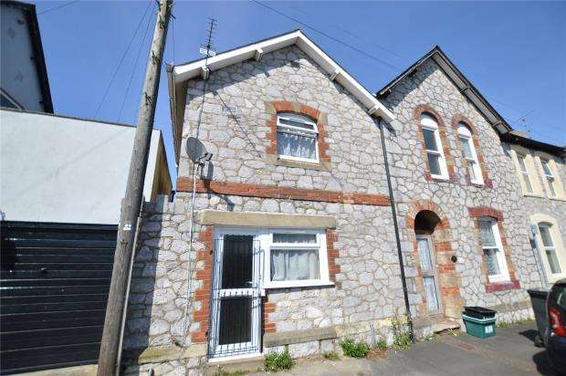 2 Bedrooms End Of Terrace House for sale in St Johns Street, Newton Abbot, Devon