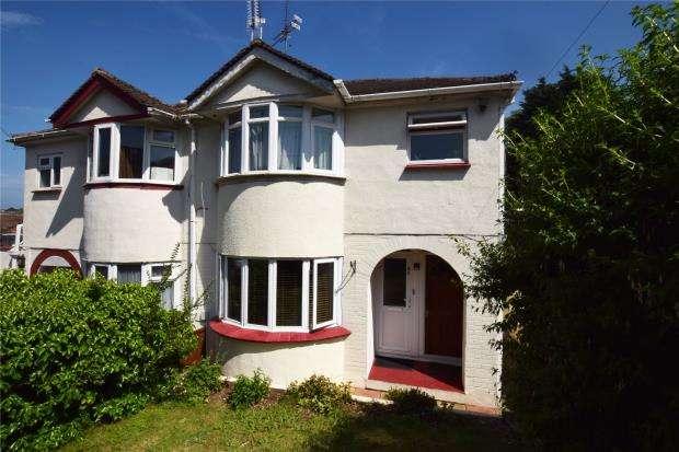 2 Bedrooms Flat for sale in All Hallows Road, Preston, Paignton, Devon