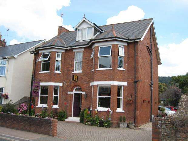 9 Bedrooms Commercial Property for sale in Vicarage Road, Sidmouth, Devon