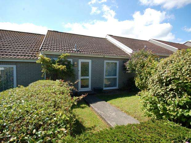 1 Bedroom Terraced Bungalow for sale in Polwithen Drive, Carbis Bay, St Ives, Cornwall