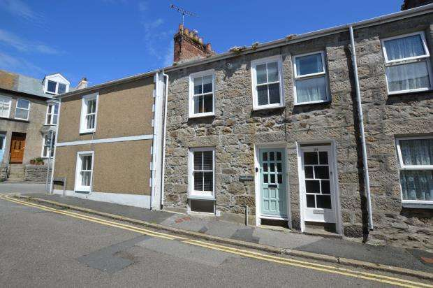 2 Bedrooms Maisonette Flat for sale in Wesley Place, St Ives, Cornwall