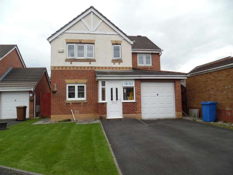 4 Bedrooms Detached House for sale in Botesworth Green, Milnrow