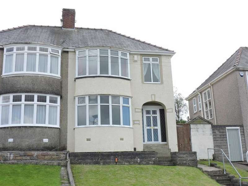 3 Bedrooms Property for sale in Gwynedd Avenue, Cockett