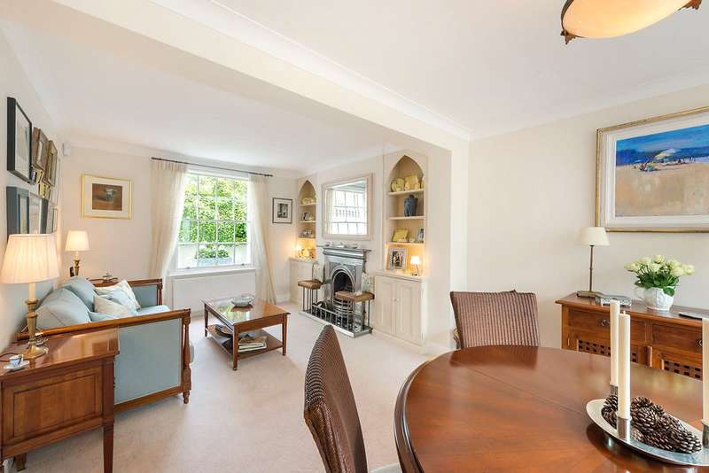 2 Bedrooms Terraced House for sale in Upper Cheyne Row, London, SW3