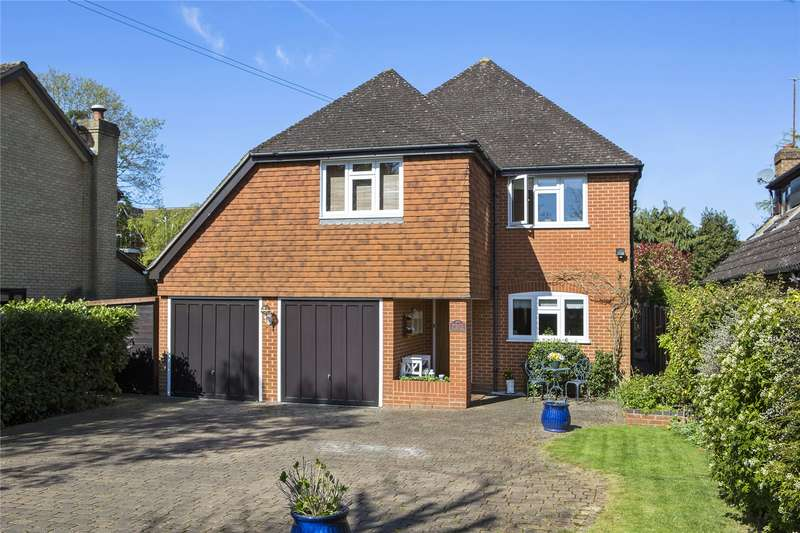 5 Bedrooms Detached House for sale in St. Georges Road, Weybridge, Surrey, KT13