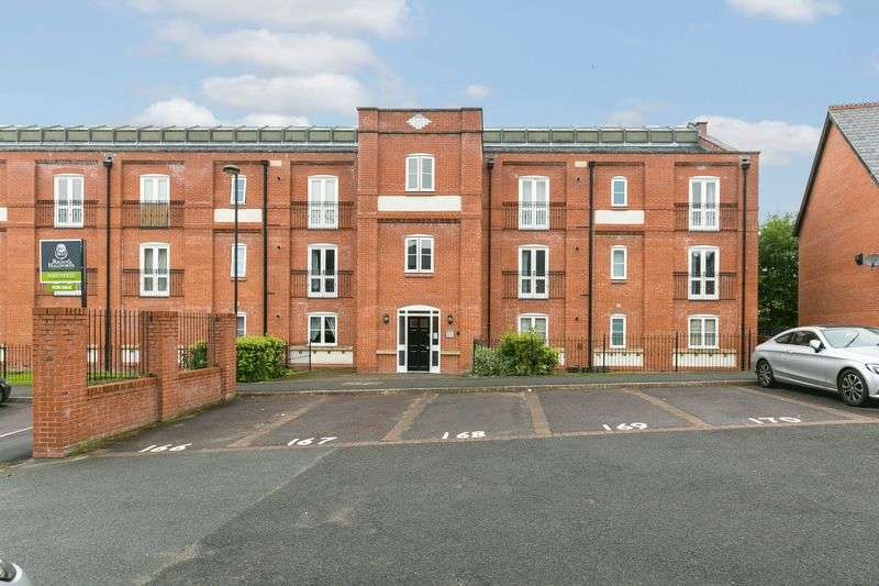2 Bedrooms Flat for sale in Trevore Drive, Standish, WN1 2QE