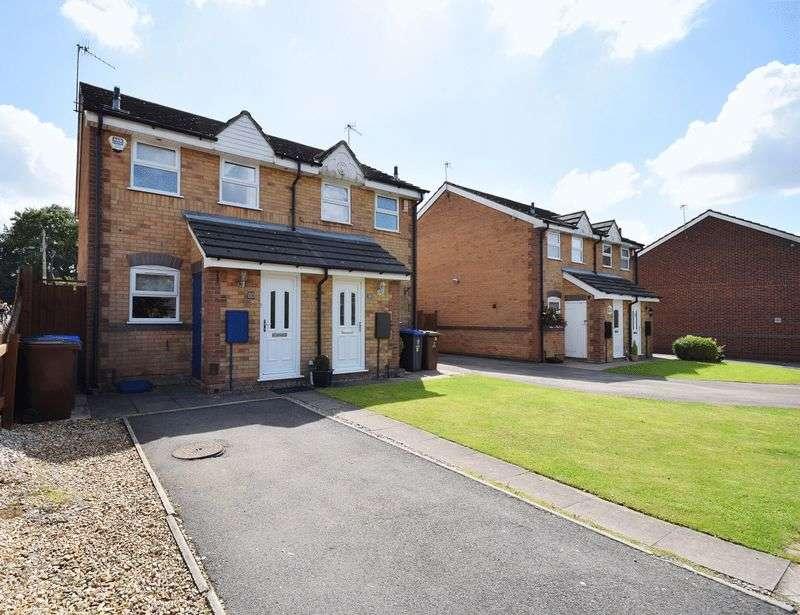 2 Bedrooms Semi Detached House for sale in Irvine Road, Werrington
