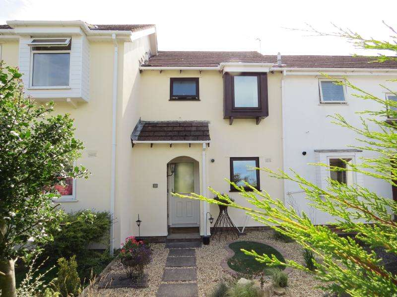 2 Bedrooms Town House for sale in Arundel Close, NEW MILTON, BH25